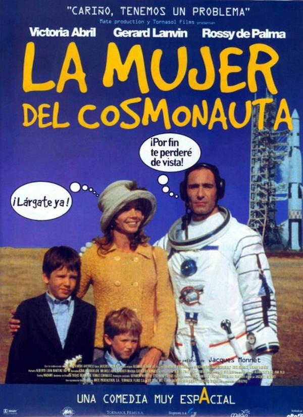LA MUJER DEL COSMONAUTA