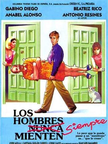 LOS HOMBRES NUNCA MIENTEN