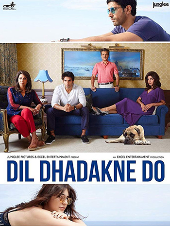 DIL DHADAKNE DO.BOLLYWOOD