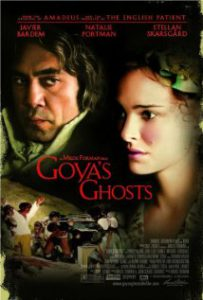 THE GOYA`S GHOST